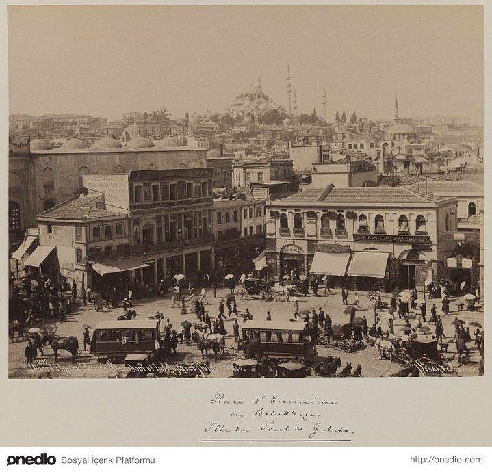 Eminönü - 1870