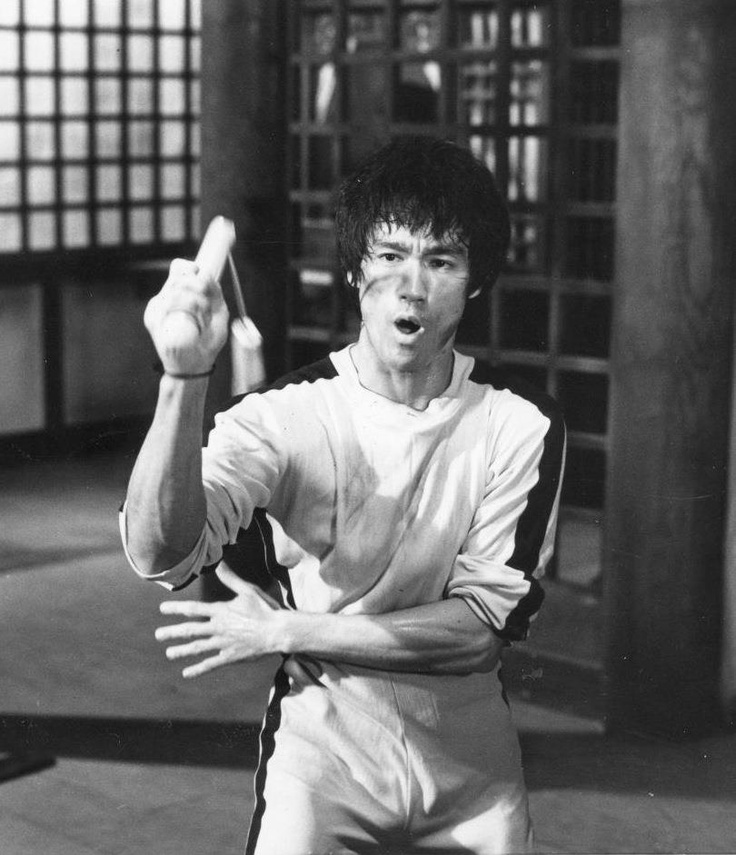 Bruce Lee in the Game ...