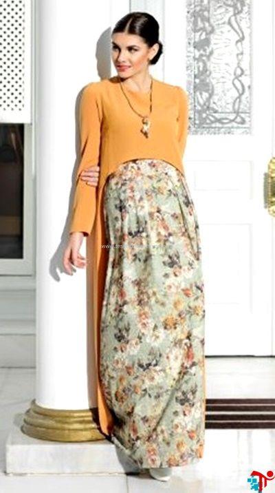 Kuyruk Detaylı Puane Elbise | Kayra | Armine | Setrms | Aker | Alvina
