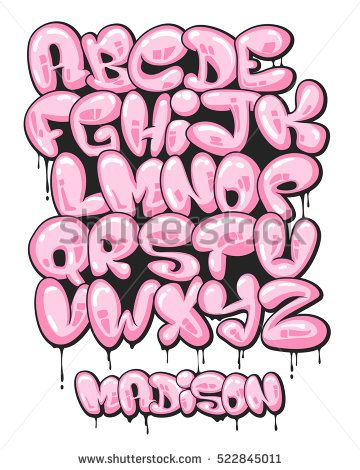 Best 25 Graffiti Alphabet Ideas On Pinterest Graffiti