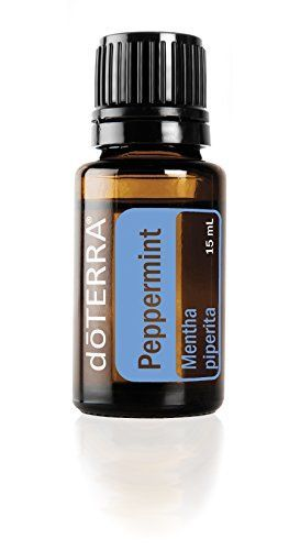 doTERRA Peppermint Essential Oil  15ml *** Details can be found by clicking on the image.