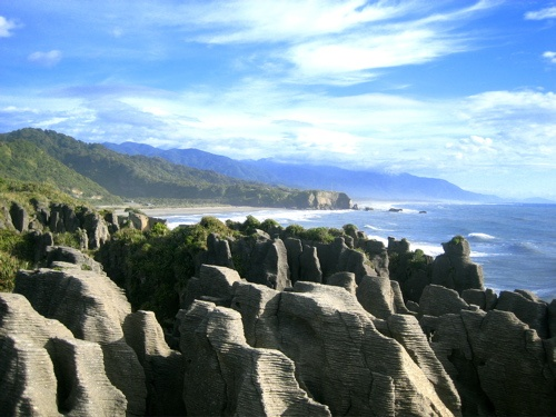 You gotta love New Zealand.: Zealand South, Rugs West, Sublime Skills, Pancakes Rocks, West Coast, South Islands, Travel And Leisure, Rocks South, New Zealand