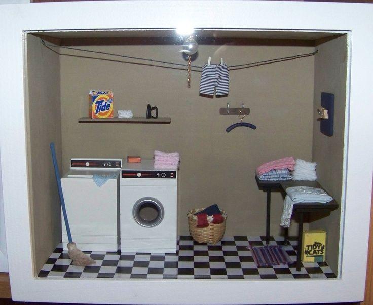 20 Best Laudry Detergent Bottle Dollhouse Scenes Images