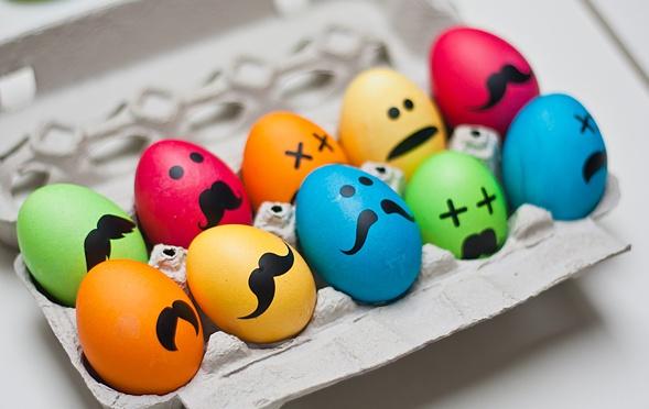Veselé Velikonoce! Happy Easter!