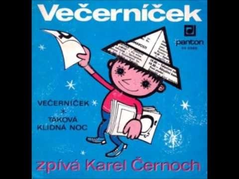 Karel Černoch - Večerníček - YouTube