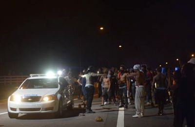Stuff Black People Don't Like - SBPDL: Dawn of the Blacks: Horrifying 9-1-1 Calls From Charlotte Motorists Under Assault by Black Lives Matter Rioters