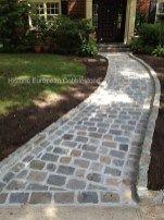 Fabulous front yard walkway landscaping ideas (60)