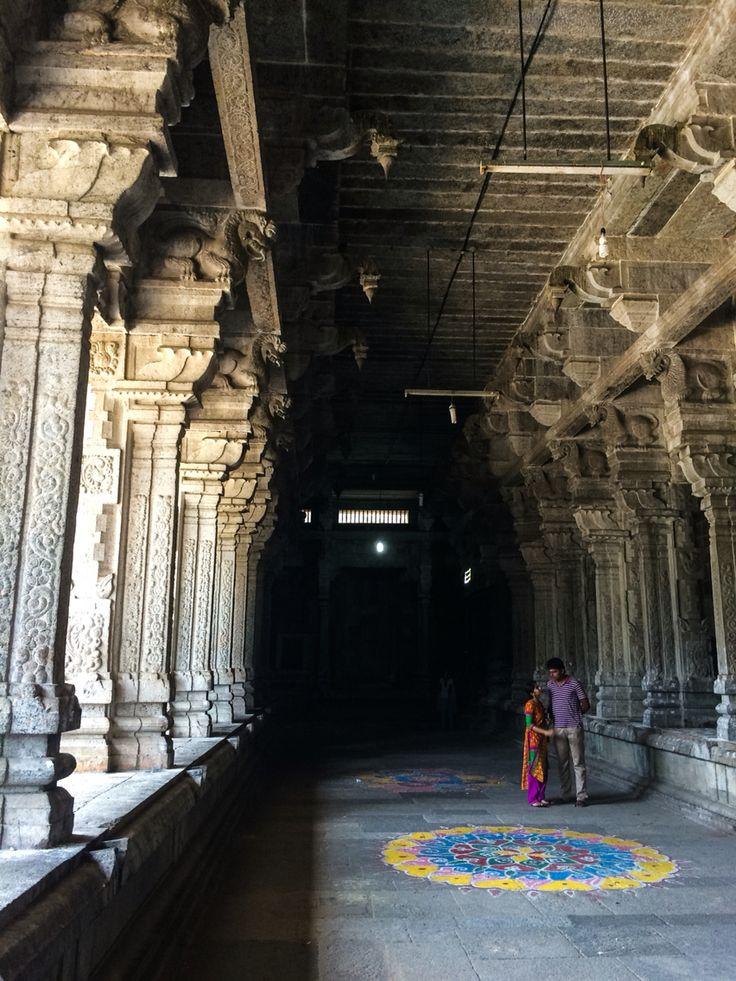 Kanchipuram temple, Southindia