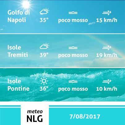 Buon inizio settimana. Lucifero continua ad infuocare questo mese di Agosto e questa settimana si fara` sentire soprattutto al sud Italia; per la giornata di oggi il cielo sara` prevalentemente sereno o poco nuvoloso ed il caldo afoso tocchera` nuovamente massime di 39°C sulle Isole Tremiti