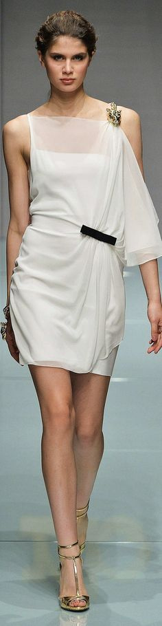 white dress @roressclothes closet ideas women fashion outfit clothing style