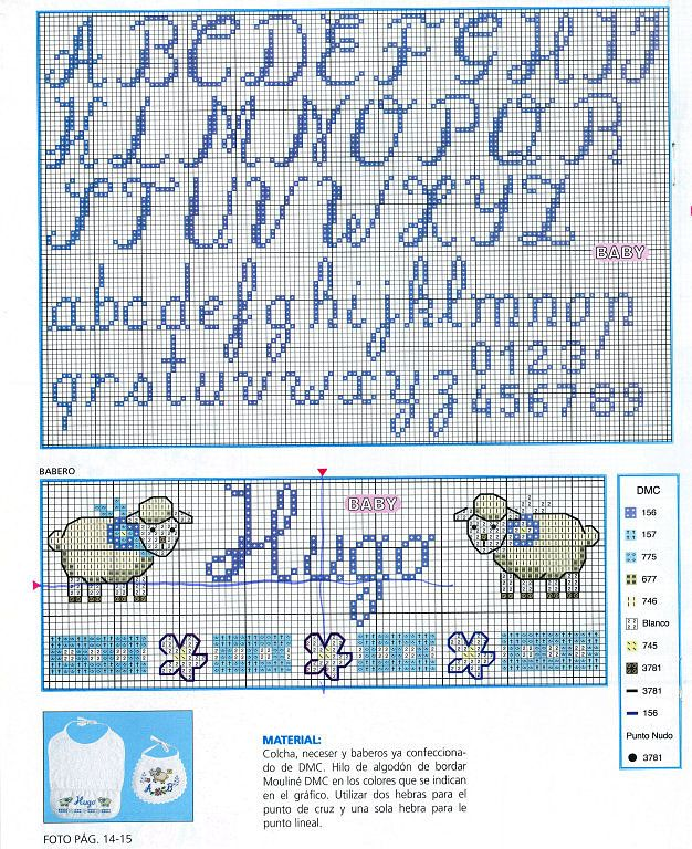 For children ... cross stitch (p. 48) | Learn Crafts is facilisimo.com