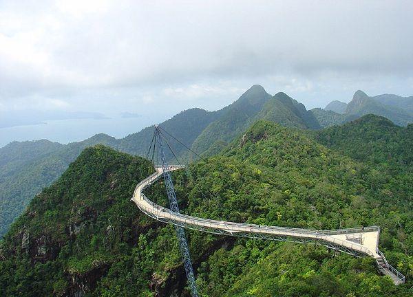 Мосты - моя слабость, подборка чудесных мостов