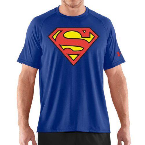 Under Armour Men's Under Armour® Alter Ego Superman T-Shirt - http://geekz.technology/under-armour-mens-under-armour-alter-ego-superman-t-shirt #Alter, #Armour, #Mens, #Superman, #TShirt, #Under #Superman