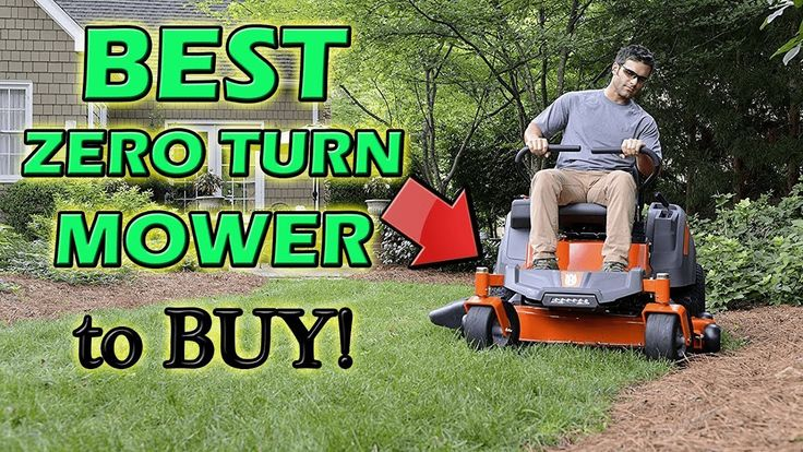 Best Zero Turn Mower for 2018 - Review & Demo