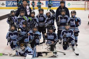 Steelers Mites Win Division Championship