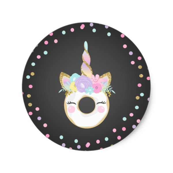 Donut Party Favor Tag Sticker Seal Donut Grow Up Zazzle Com Donut Party Favors Party Favor Tags Donut Party