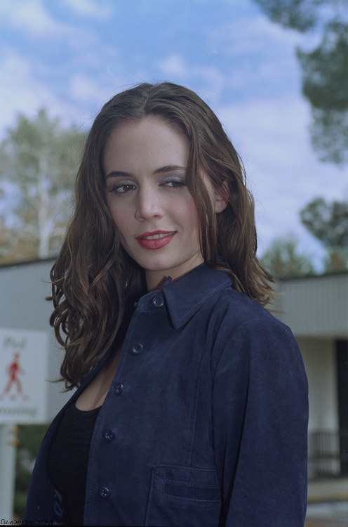 """The """"Bad"""" Slayer Faith - Eliza Dushku.I loved watching Buffy.Please check out my website thanks. www.photopix.co.nz"""