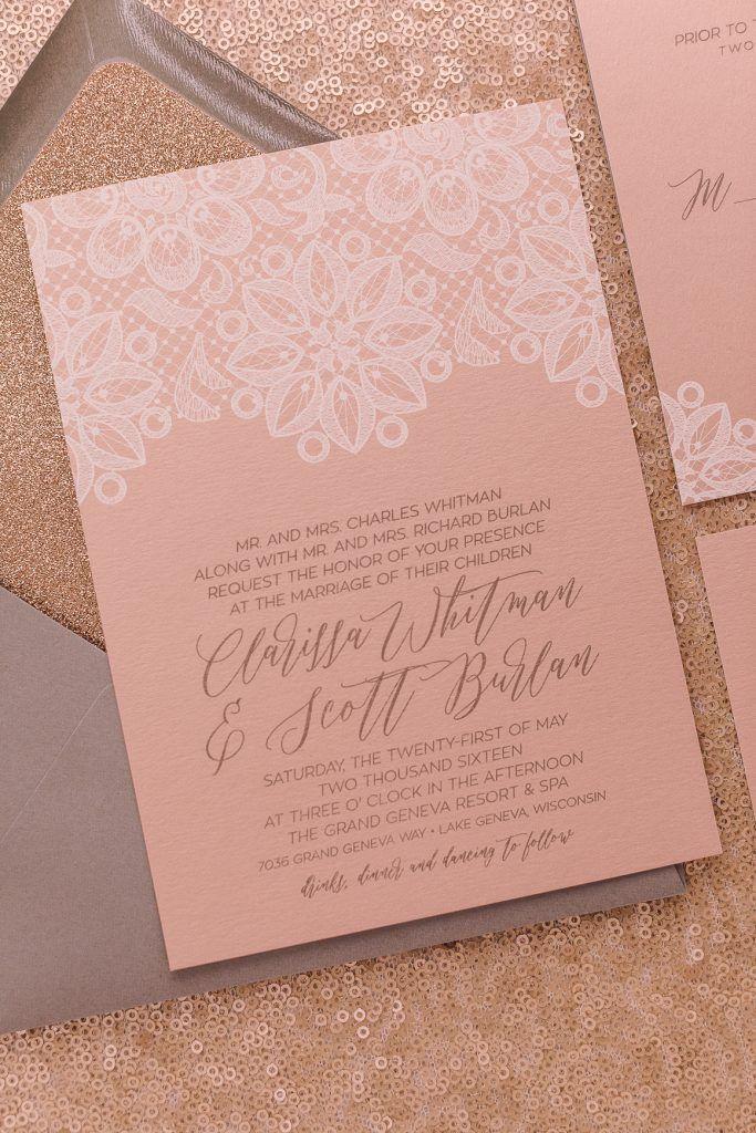 610 best Rose Gold Wedding Love images on Pinterest Wedding