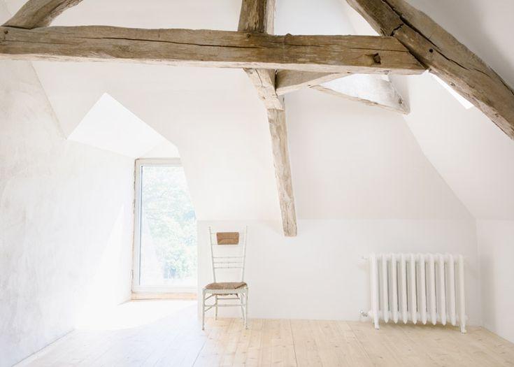 Old farmhouse conversion by SEPTEMBRE