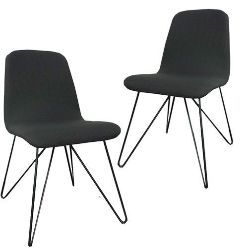 Set of 2 - Werke Dining Chair 20% OFF | $239.00 - Milan Direct