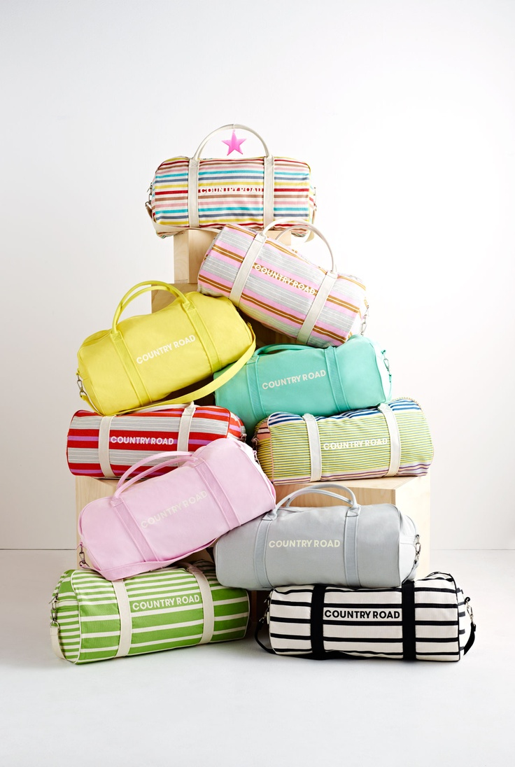 Country Road Totes - Actually what holidays with friends looks like!
