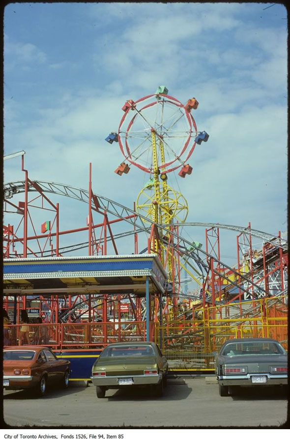 many great pictures of the toronto cne 1970s