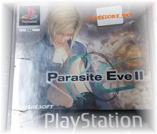 Parasite eve II