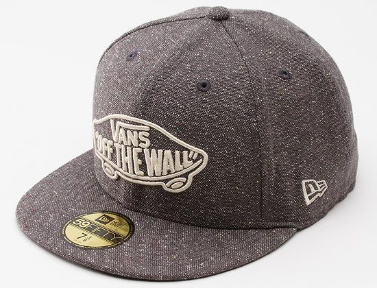 VANS x NEW ERA「Home Team」59Fifty Fitted Baseball Cap | Strictly Fitteds