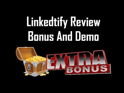Linkedtify Review | Linkedtify Bonus And Demo - YouTube