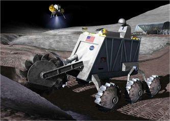 NASA Lunabotics - Vadim Linevich