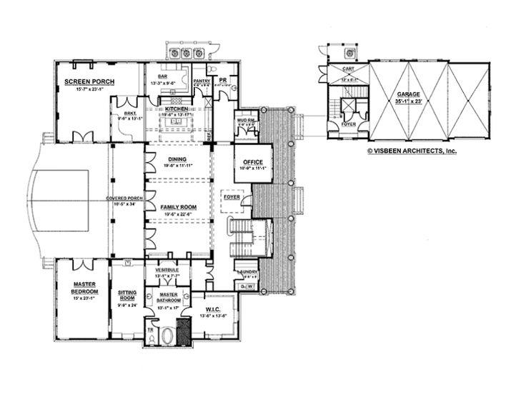 102 best Dream Home Floor Plans images on Pinterest | Dream homes ...