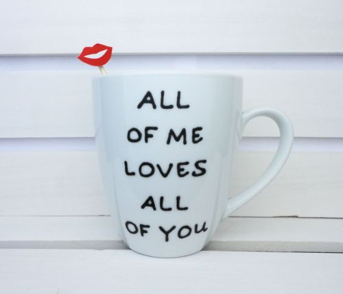 The Cutest Valentine Mugs Ever On Earth