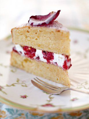 Best Victoria Sponge Cake Recipe Jamie Oliver