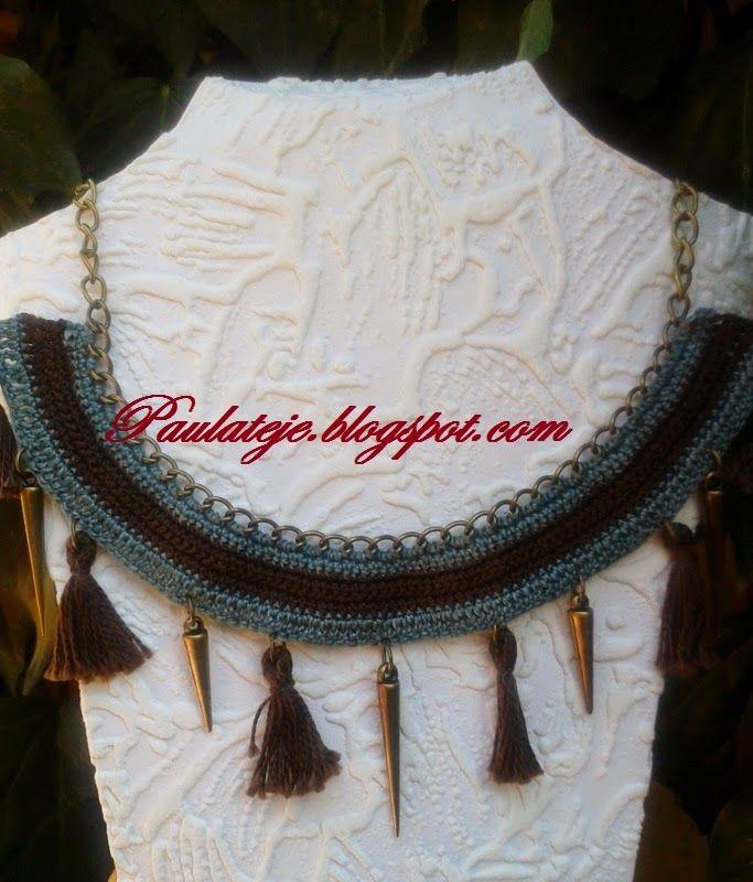Paulateje: Collar
