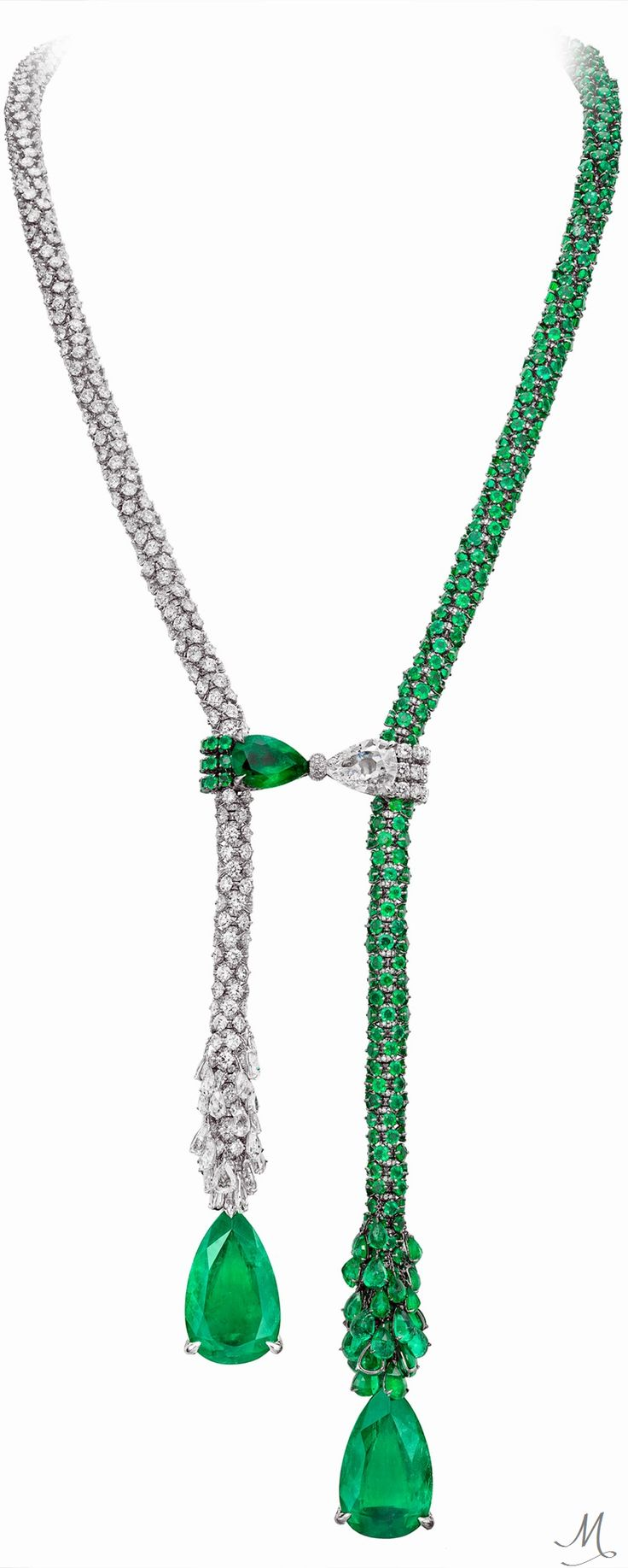 One Of A Kind Boghossian Masterpieces Necklace From The