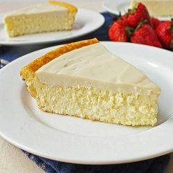 Magere monchoutaart - Een lekker stuk gebak voor mensen die lijnen!