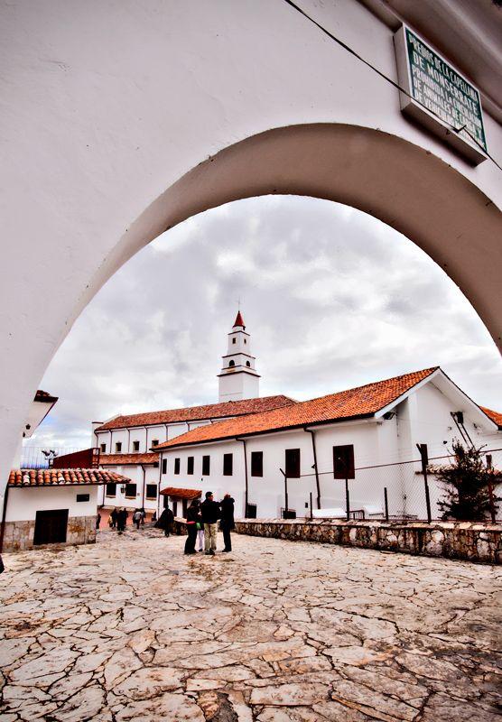The Fallen Lord's Shrine, Bogota