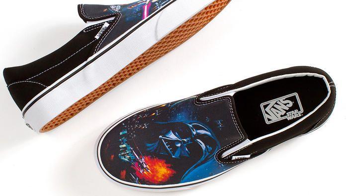 Vans X 'Star Wars' collection