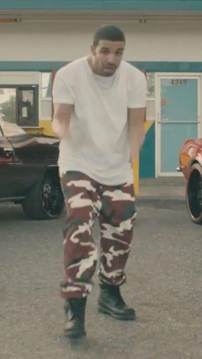 레드 카모패턴 카고 팬츠 드레이크 착용 ROTHCO BDU Pant Red Camo