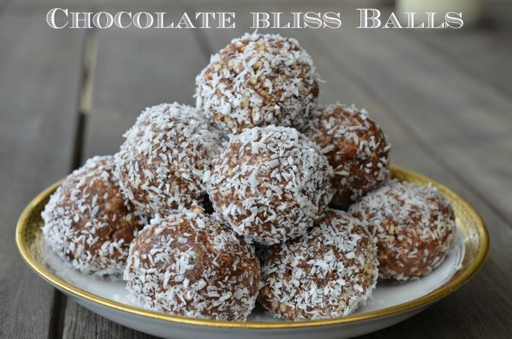 Chocolate Bliss Balls made in the Cuisine Companions. Sugar free, gluten free but not taste free. Delish.