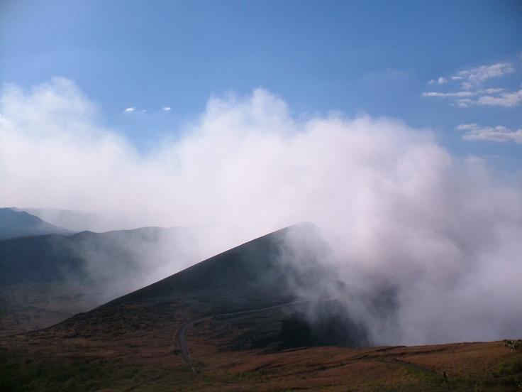 #PotentialistCanada - Trip Purpose 2: Travel and have new adventures - Hiking up Masaya Volcano, Nicaragua
