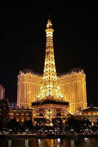 Vegas and The Paris Hotel