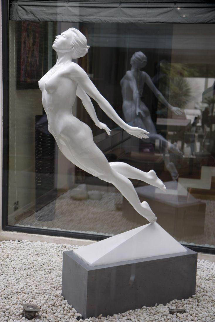 Sculpture   L'atelier de Yves Pires