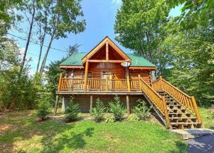 10 best honeymoongetawaycabins images on pinterest for Star catcher cabin pigeon forge tn