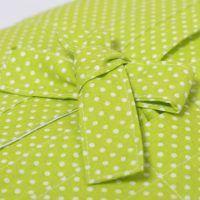 lime swaddling bag