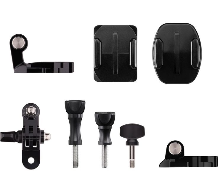 Buy Gopro AGBAG-002 Grab Bag Price: £19.95 Expand your mounting options for your GoPro camera with the GoPro AGBAG-002 Grab Bag.The grab bag features a range of contents which can be used to mount your GoPro camera or used as spare parts. These include both a flat and curved adhesive mount, mounting buckles, a three way pivot arm and a range of thumbscrews.Suitable for use with all GoPro cameras, the Grab Bag is an ideal mounting accessory. BUY NOW for just £19.95