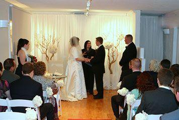 Toronto Wedding Chapel Ceremony