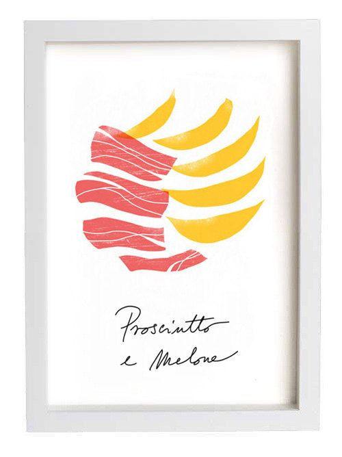 Superb Awesome For The Kitchen!!! Italian Food Prints Uncovet