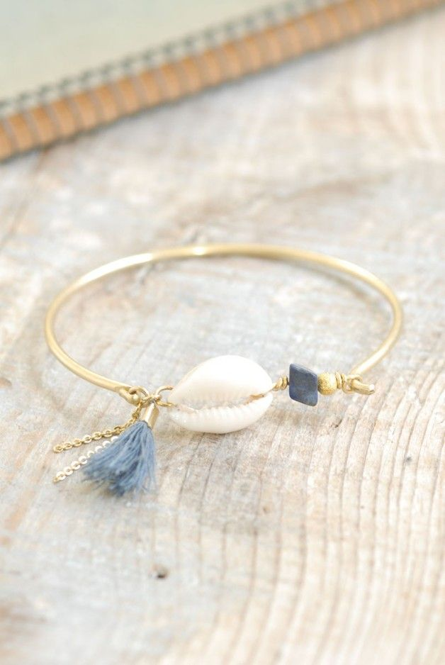 Bracelets, Jonc Acapulco est une création orginale de TheBlossomBohemian sur DaWanda