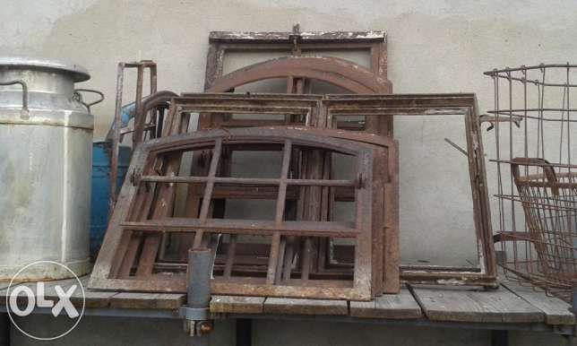 Stare okna metalowe Wieruszów - image 1